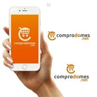 compradomes.net, Logo e Identidade, Logística, Entrega & Armazenamento