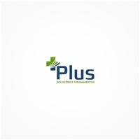 Plus Soluções e Treinamentos, Logo e Identidade, Educação & Cursos