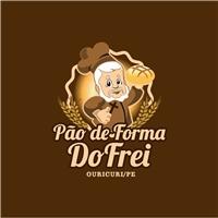 Indústria de Alimentos do Frei, Logo e Identidade, Alimentos & Bebidas