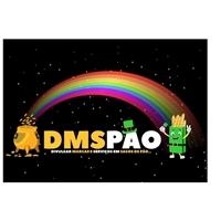 DMSPÃO, Logo e Identidade, Marketing & Comunicação