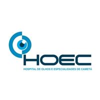 HOEC - Hospital de Olhos e Especialidades de Cametá, Logo e Identidade, Saúde & Nutrição