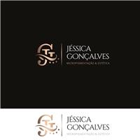 JG Jéssica Gonçalves, Logo e Identidade, Beleza