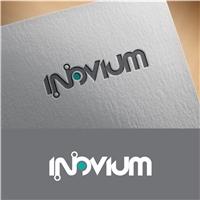 Inovium, Logo e Identidade, Tecnologia & Ciencias