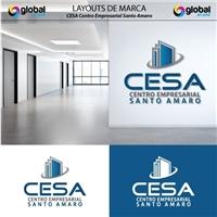 CESA Centro Empresarial Santo Amaro, Logo e Identidade, Imóveis