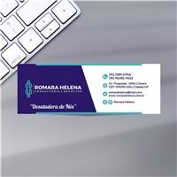 Romara Helena Consultoria & Negócios, Logo e Identidade, Consultoria de Negócios