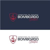 BOMBORDO NAUTICA CORRETORA DE SEGUROS, Logo e Identidade, Outros