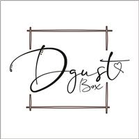 DGUST BOX, Logo e Identidade, Alimentos & Bebidas