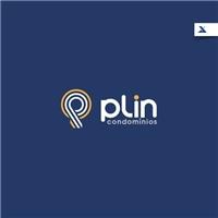 Plin Condomínios, Logo e Identidade, Tecnologia & Ciencias