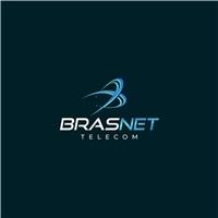Brasnet Telecomunicações, Logo e Identidade, Computador & Internet
