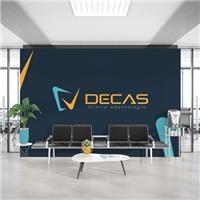 DECAS Odontologia Integrada, Logo e Identidade, Odonto