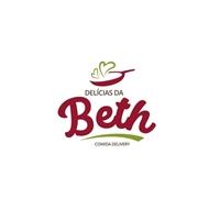 Delícias da Beth, Logo e Identidade, Alimentos & Bebidas