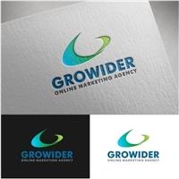 Growider, Logo e Identidade, Marketing & Comunicação