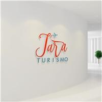 Iara turismo, Logo e Identidade, Viagens & Lazer