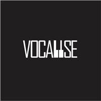 Vocalise, Logo e Identidade, Artes, Música & Entretenimento