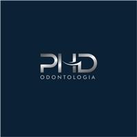 PHD ODONTOLOGIA, Logo e Identidade, Odonto