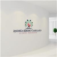 Andrea Ribeiro Casellato Pediatria Eirelli - me , Logo e Identidade, Saúde & Nutrição