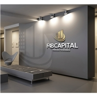 F4B Capital - Financing for Business, Logo e Identidade, Contabilidade & Finanças