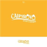CAIPIROVO, Logo e Identidade, Alimentos & Bebidas