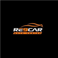 Re9Car Auto center, Logo e Identidade, Automotivo