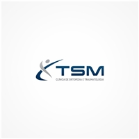 TSM Clínica de Ortopedia e Traumatologia, Logo e Identidade, Saúde & Nutrição