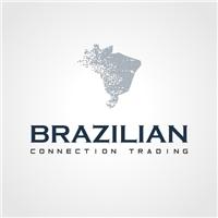 BRAZILIAN CONNECTION TRADING, Logo e Identidade, Consultoria de Negócios