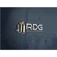 RDG EMPREENDIMENTOS IMBOBILIARIO , Logo e Identidade, Construção & Engenharia