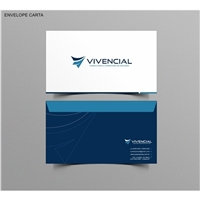 Vivencial Consultoria e Corretora de Seguros Ltda-ME, Logo e Identidade, Outros