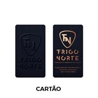 FRIGONORTE IND E COM DE CARNES LTDA, Logo e Identidade, Alimentos & Bebidas