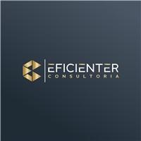 EFICIENTER CONSULTORIA, Logo e Identidade, Contabilidade & Finanças