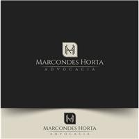 MARCONDES HORTA ADVOCACIA, Logo e Identidade, Advocacia e Direito
