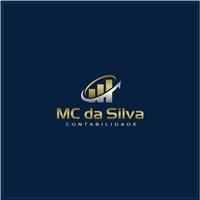MC DA SILVA CONTABILIDADE, Logo e Identidade, Contabilidade & Finanças