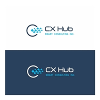 CX Hub Smart Consulting Inc., Logo e Identidade, Consultoria de Negócios