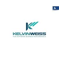 Kelvin Weiss, Logo e Identidade, Tecnologia & Ciencias
