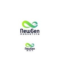 NewGen Marketing, Logo e Identidade, Marketing & Comunicação