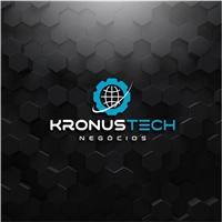 KRONUSTECH, Logo e Identidade, Logística, Entrega & Armazenamento