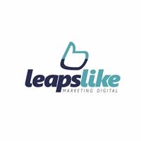 LEAPSLIKE, Logo e Identidade, Marketing & Comunicação