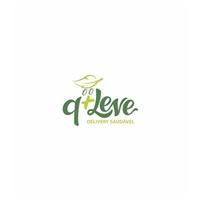 Q + LEVE, Logo e Identidade, Alimentos & Bebidas