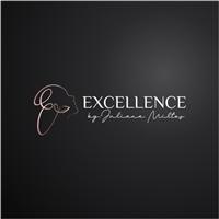 """Centro """"Excellence"""" by:Juliana Miltos, Logo e Identidade, Beleza"""