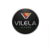 VILELA FLOORS, Logo e Identidade, Construção & Engenharia