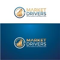 MARKET DRIVERS, Logo e Identidade, Consultoria de Negócios