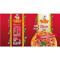Mini Pizza Nova Delícia, Embalagens de produtos, Alimentos & Bebidas
