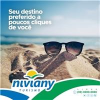 Niviany Turismo, Web e Digital, Viagens & Lazer