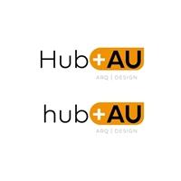 Hub+AU, Logo e Identidade, Arquitetura