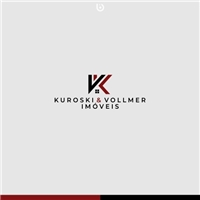 Kuroski & Vollmer Imóveis, Logo e Identidade, Imóveis