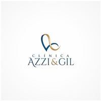 Clínica Azzi&Gil, Logo e Identidade, Saúde & Nutrição