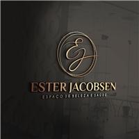 Espaço Ester Jacobsen, Logo e Identidade, Beleza