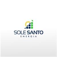 Sole Santo Energia , Logo e Identidade, Metal & Energia
