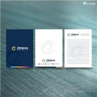 Eficiency Gráfica, Logo e Identidade, Marketing & Comunicação