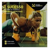 Studio Mobifit Treinamento Físico Funcional, Web e Digital, Esportes