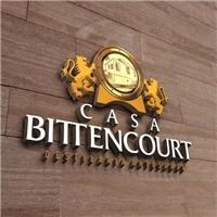 Casa Bittencourt, Logo e Identidade, Alimentos & Bebidas
